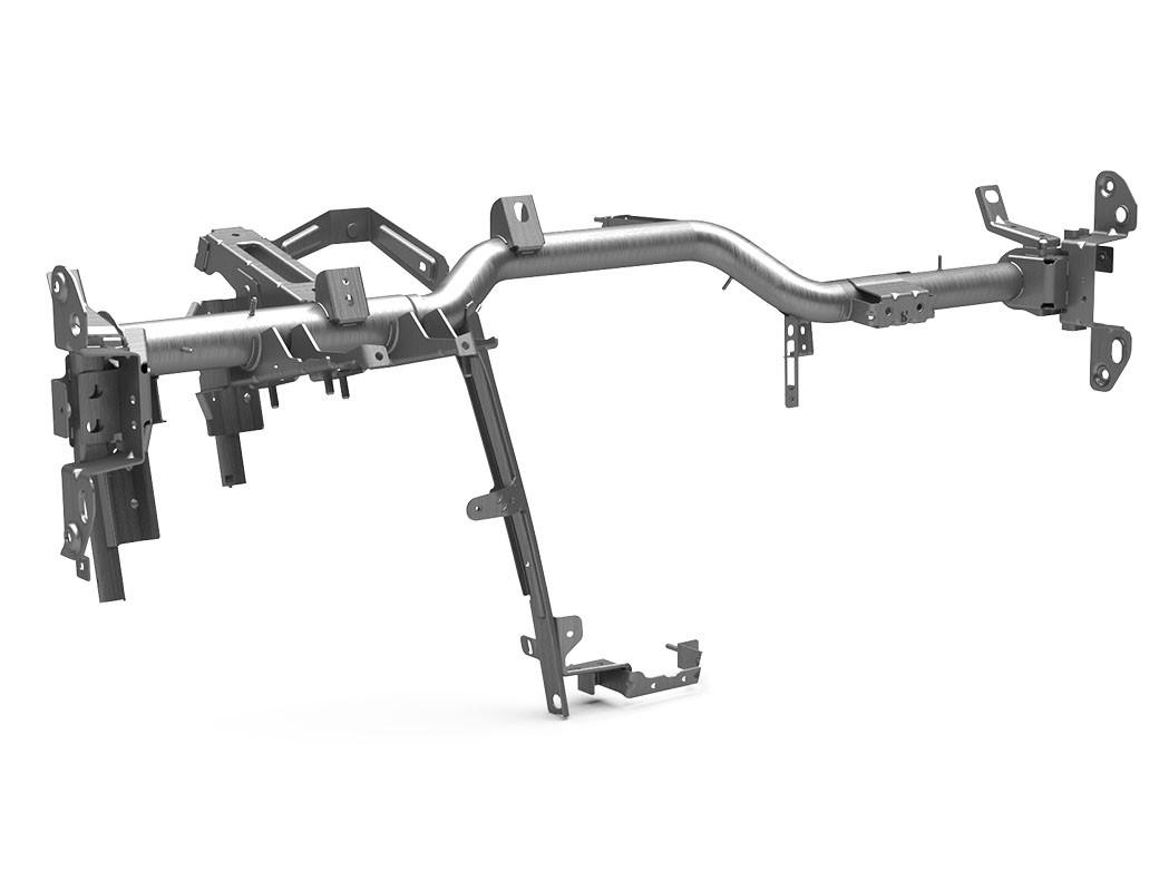 Steel Cross Car Beam - Fiat