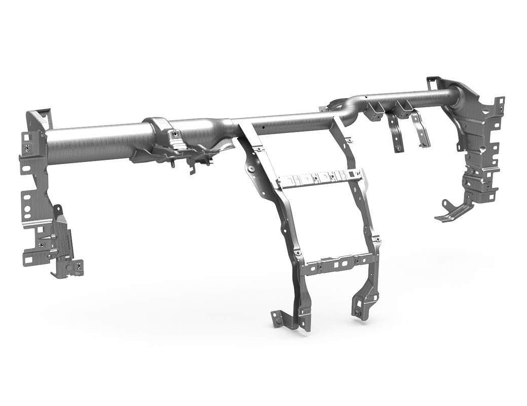 Steel Cross Car Beam - Ford